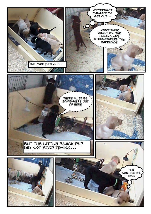 Puppyescape_page1